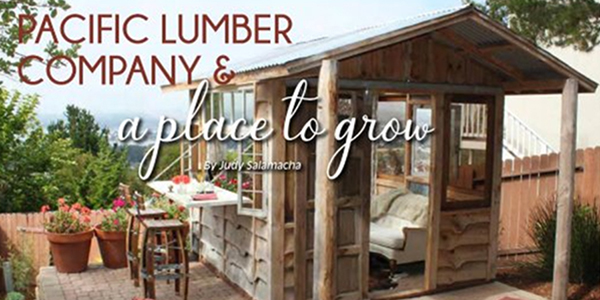 Featured Article: Pacific Lumber Company